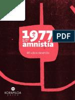 Amnistia 40 años despues - Iratzar.pdf