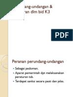 K3 perundangan
