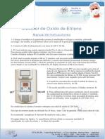 Medidor ETO Manual de Instrucciones de-02
