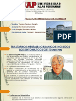 Caso Clinico Demencia Vascular .