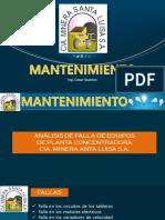 MANTEMIENTO