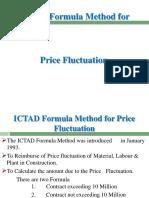 CE3142 Contract Admin 04C - ICTAD Formula
