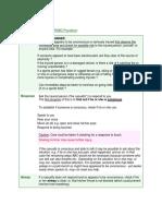 DRABC Procedure
