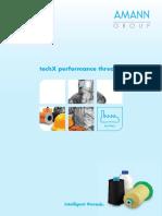 b TechX Performance Threads En