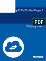 Introducing ASP.net Web Pages 2