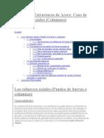Estructuras de Acero (Columnas)