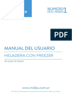 RF T16SAR1 User Manual