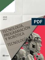 Tecnologia Programacion y Robotica