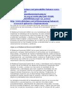 Informacion Bsc