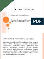 ALGORITMA GENETIKA.ppt