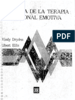 Practica de La Terapia Racional Emotiva