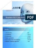 Bioplasm NLS Use Manual(Training) v3.8.2