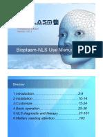 Bioplasm NLS Use Manual(Training) v3.8.2
