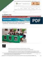 Contigo Albacete Pide Explicaciones Al Ayuntamiento Por _censurar_ El Documental 'Silenciados' - Noticias de Albacete - La Cerca