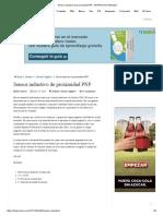 Sensor Inductivo de Proximidad PNP - HETPRO_TUTORIALES