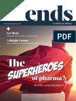 The superheroes of Pharma