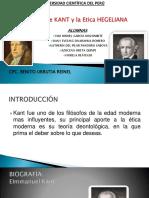 Etica Kant y Hegel