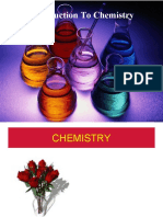 Chemistry - Elements, Terminologies and More