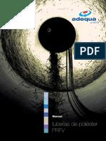 Catalogo de Tuberia de Fibra de Vidrio