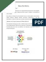 Marca País Bolivia Comercio Exterior