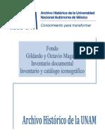 Guía Del Archivo Gildardo Magaña