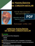 Aspectos Fisiológicos do Sistema Cardiovascular - Pós Graduação, 2009