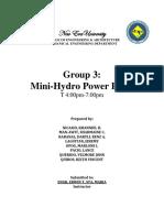 Super Final Hydro