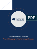 CFI Brochure