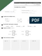 Multiplicacion Suma Reiterada