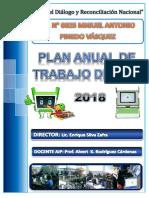Plan Anual de Trabajo Aip