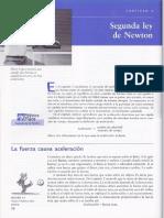 Cap4 Segunda Ley de Newton