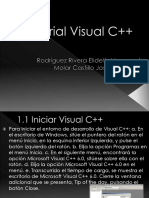 Tutorial Visual C++