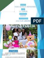 Presentation LA FAMILIA