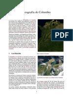 Geografía de Colombia