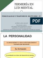 Personalidad y Trastornos