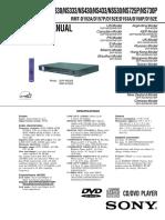 Sony Dvp Ns325
