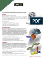 Brochura SpaceClaim Espanhol