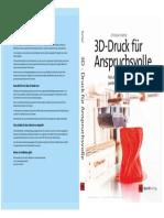 3D - Druck Für Anspruchsvolle. 150 - EXTRA