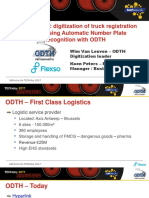 2 2 Real World IoT Digitalisation of Truck Registration With ODTH