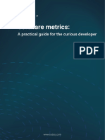 Codacy eBook Metrics