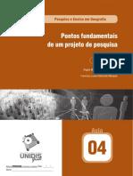 pontos fundamentais de um projeto de pesquisa.pdf