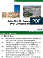 09432815 - Aulas 8 a 10 Grecia Antiga Site