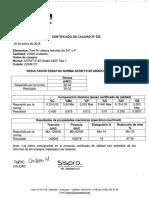 Documentos de Calidad Tornillo Cabeza Redonda 3 4x6in