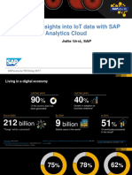 3 2 Realtime Insights Into IoT With SAP Analytics Cloud SAP
