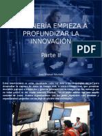 José Manuel Mustafá - La minería empieza a profundizar la innovación, Parte II