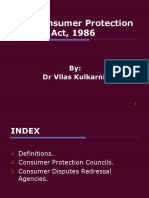 1 the Consumer Protection Act 19863
