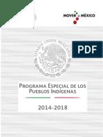 Programa Especial de los pueblos indígenas 2014-2018.pdf