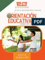 Orientación Educativa 6