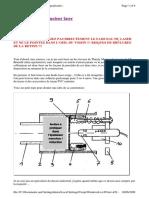 Tutorial de Fabrication d'Un Collimateur Laser