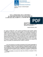 Alonso, Paula. Prensa y Politica siglo XIX